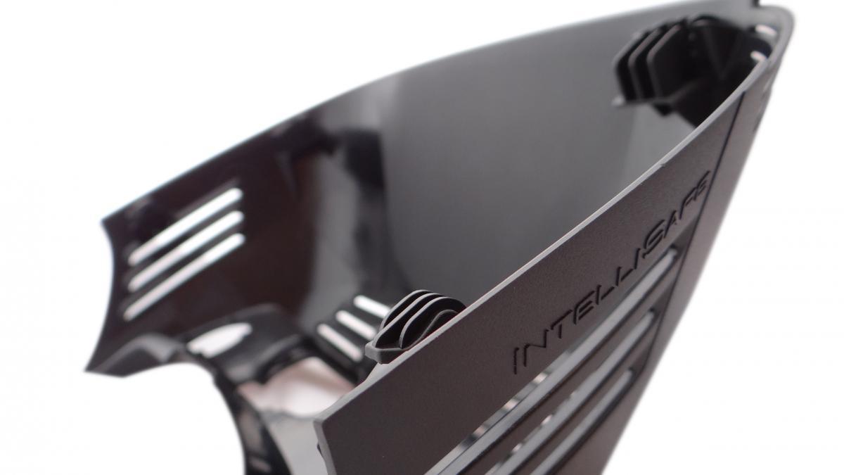 Black Intellisafe radar case