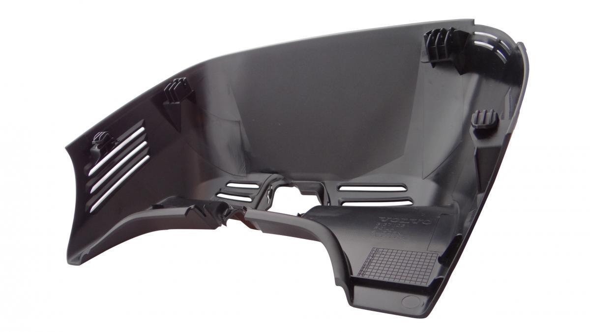Black Volvo plastic piece